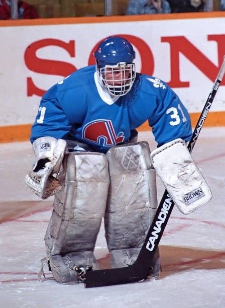 Greg Millen (With images) | Quebec nordiques, National hockey ...
