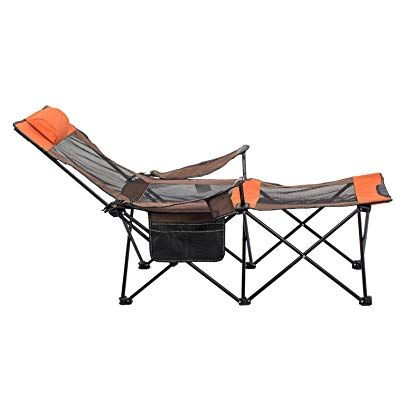 Allcamp Folding Camping Chairs Beach Outdoor Patio
