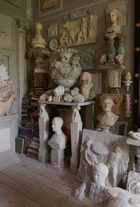 'I rescue all these objects and take them into my orphanage of things' | Christie's