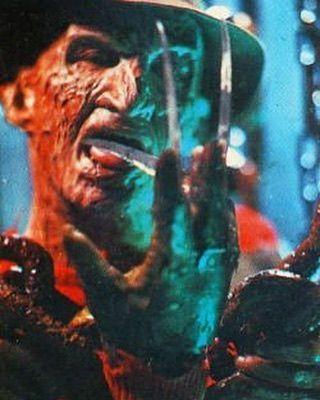 A Nightmare On Elm Street A Hora Do Pesadelo Pesadelos
