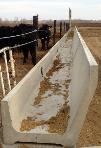 Feed Bunks Hanson Silo Company Cattle Feed Image Image Search