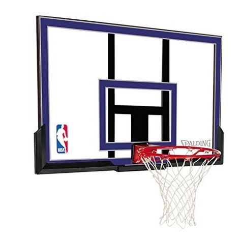 73729 48-inch Shatter Guard Backboard and Rim Co Lifetime Basketball Backboard