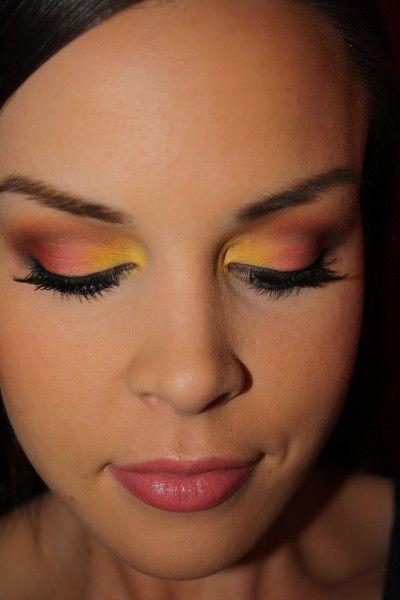 Sunset Makeup! and tons more makeup ideas