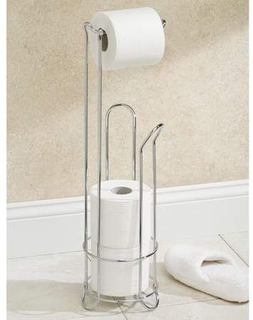 Home Toilet Paper Holder Stand Toilet Paper Roll Holder Toilet