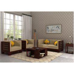 Pune Wooden Sofa Set Sofa Set Wooden Sofa