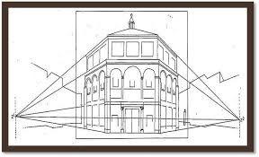 Resultado De Imagen Para Perspectiva Oblicua Con Dos Puntos De Fuga Edificio Punto De Fuga Perspectiva Lineal Dibujo Perspectiva