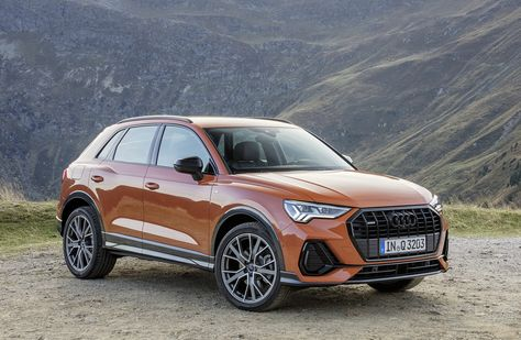 2019 Audi Q3 And Sportback Thai Prices And Specs