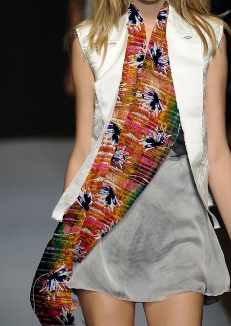 Spring/Summer 15 Design Collection- Final Year by Hannah Cummings, via Behance