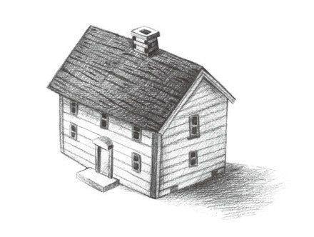 Auf Folgende Seite Erkennen Sie Wie Kann Man Ein Haus Selber Zeichnen Die Anleitung Befindet Sich Hier Sch Hauser Zeichnen Haus Zeichnung Zeichnen Anleitung