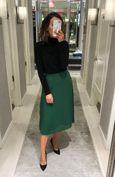 A few fitting room snapshots - Work Outfits Women