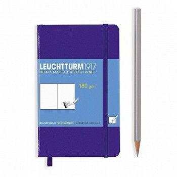 Leuchtturm1917 Libreta De Dibujo Pocket Libretas De Dibujo Rotuladores Libreta