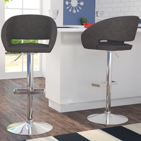 Super Riko Light Grey Adjustable Stool 87Cm To 109Cm Structub Caraccident5 Cool Chair Designs And Ideas Caraccident5Info