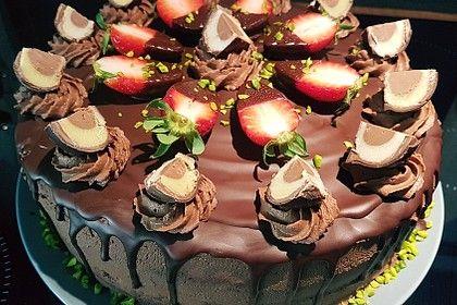 Schoko Sahne Torte Schoko Sahne Torte Kuchen Und Torten Schnelle Blechkuchen Rezepte