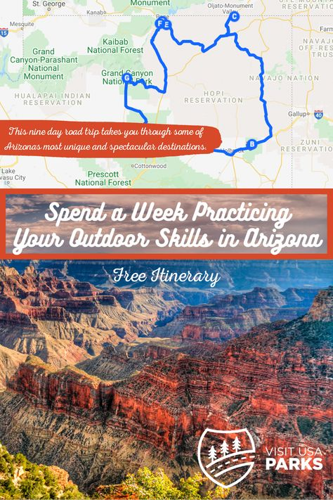 New to Nature: Spend a Week Practicing Your Outdoor Skills in Arizona