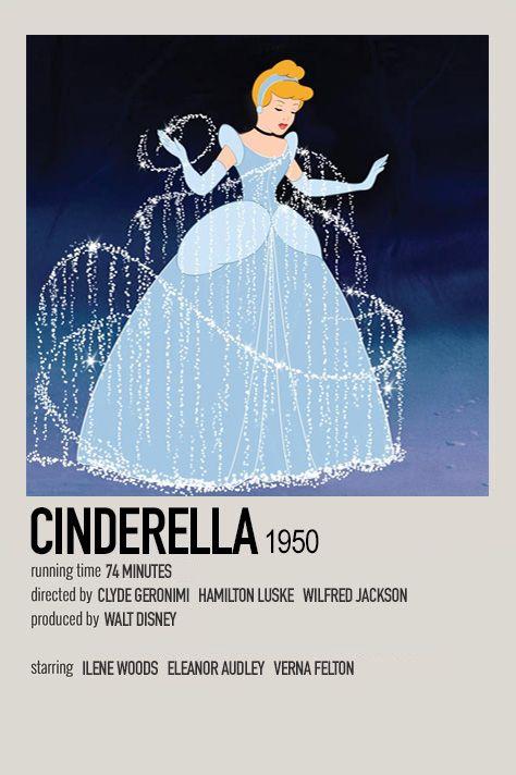 Cinderella (1950) by Jessi