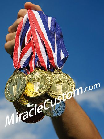Pin by miracle custom on sports medals | Sports medals