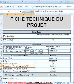Modele Rapport Mensuel Suivi Travaux De Construction Excel Planning Chantier Chantier De Construction Modele De Planning