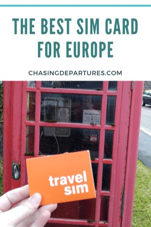 TravelSim: The Best Sim Card for Europe with Data | Chasing Departures
