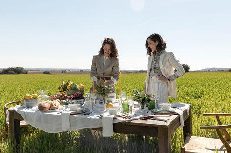 Para Mercedes Valdenebro y Mercedes Peralta el campo es el entorno perfecto   El Corte Inglés