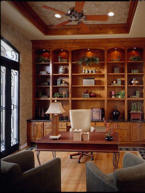 Home Office Debra May Himes Interior Design Associates Home