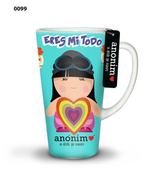 Explora nuestra enorme colección de tazas, entre las que encontrarás tazas de café, tazas de porcelana.  www.anonimoenamora.com