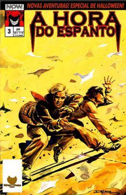 A Hora Do Espanto 1988 1989 Now Comics Download De Hqs