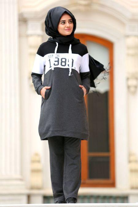 Nayla Collection Sik Tesettur Esofman Takimlari Islami Giyim Musluman Elbisesi Moda Stilleri