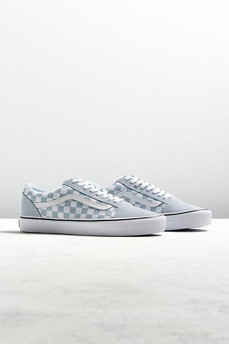 77f94723e304 Vans Old Skool Lite Checkerboard Sneaker
