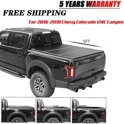 Sponsored Ebay For 16 19 Canyon Colorado Truck 5 Short Bed Hard
