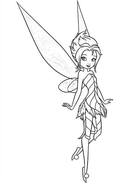 Tinkerbell And Her Sister Coloring Pages Ausmalbilder Ausmalbilder Kinder Kostenlose Ausmalbilder