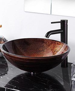 Farmhouse Vessel Sinks Rustic Vessel Sinks With Images Bathroom Sink Bowls Glass Vessel Sinks Vessel Sink Bathroom