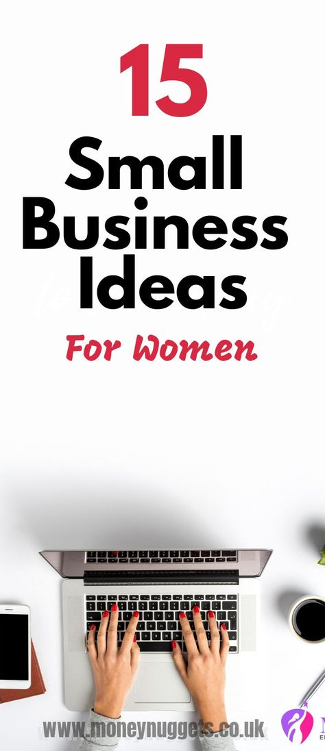 Want to start a new business on a budget? Fulfil your potential as a Girl Boss in 2019 with one of our inspiring list of small business ideas for women. small business ideas for women | small business ideas for women startups | small business ideas for women startups