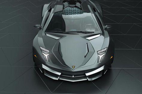 Lamborghini Phenomeno LP 990-4