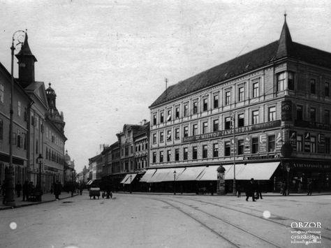 Ilica Lokacija Donji Grad Centar Zagreb Croatia Zagreb Croatia