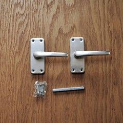 Aluminium Lever Handle レバーハンドル ドア ドアハンドル