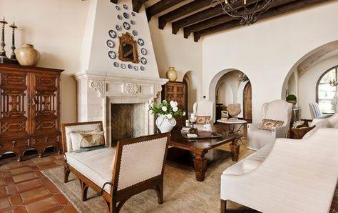 interesting-terracota-floor - Home Decorating Trends - Homedit
