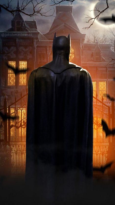Detective Batman Iphone Wallpaper Batman Comics Batman Batman Artwork