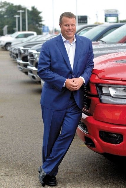 Aaron Zeigler Of Zeigler Auto Group Sell Car Automotive Group
