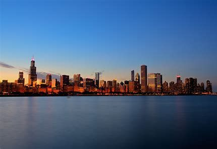 Image Result For High Resolution 4k Chicago Winter Chicago Skyline Chicago Pictures Chicago Cityscape