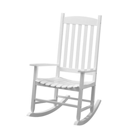 Incredible Mainstays Outdoor Wood Slat Rocking Chair In 2019 Porch Creativecarmelina Interior Chair Design Creativecarmelinacom