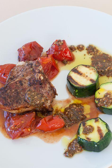 #Epicure Lamb Chops with El Greco Secret Sauce