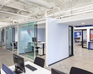 This Design For A Collaborative Office Landscape Promotes Intricacy And Specificity Within A New Regional Cen Work Office Decor Office Seating Beautiful Office