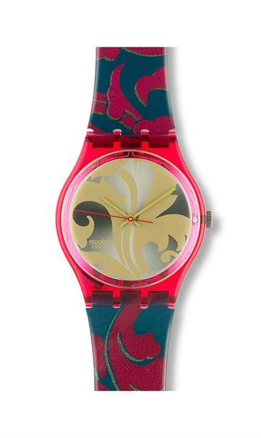 LOUIS LOUIS ❥ Swatch Watch ❥