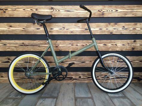 Vintage Cinzia Folding Bike