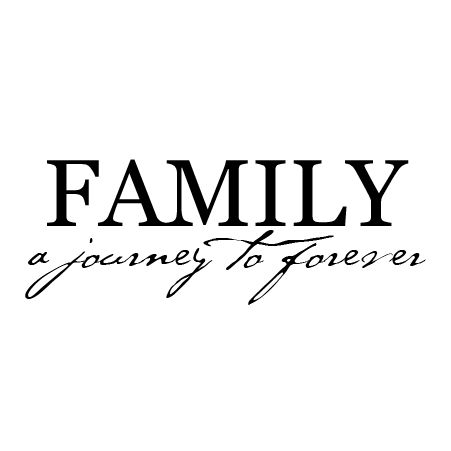 journey to forever wall quotes decal wallquotes com vinyl
