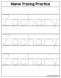 Satisfying tracing name worksheets Useful