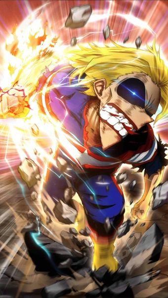 All Might Boku No Hero Academia S Photos Hero Wallpaper Hero Anime