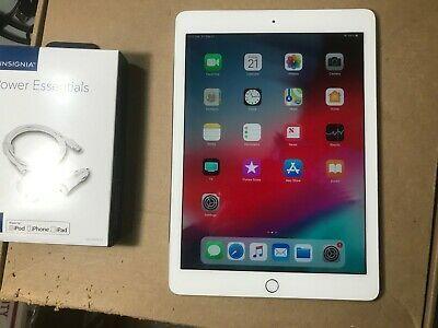 Apple Ipad Air 2 128gb Wi Fi 9 7in Silver In 2020
