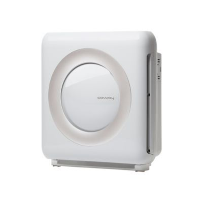 Coway Ap 1512hh Mighty Smarter Hepa Air Purifier With Eco Mode In White Products In 2019 Air Purifier