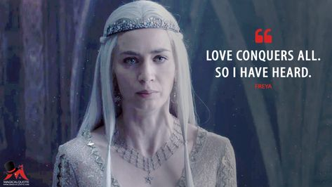 #Freya: Love conquers all. So I have heard.  More on: http://www.magicalquote.com/movie/the-huntsman-winters-war/ #TheHuntsman #WintersWar